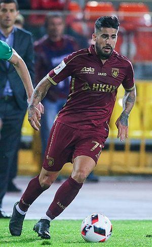 Samuel García Sánchez - Samu playing for Rubin in 2016