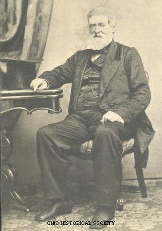 Samuel Medary - Image: Samuel Medary