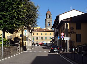 San Marcello Pistoiese - Center of San Marcello Pistoiese