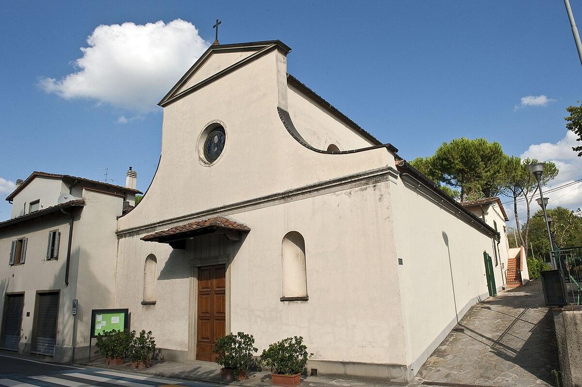 Chiesa di san piero a ema wikipedia - San pietro in bagno ...