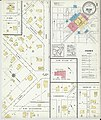 Sanborn Fire Insurance Map from Beebe, White County, Arkansas. LOC sanborn00200 004-1.jpg