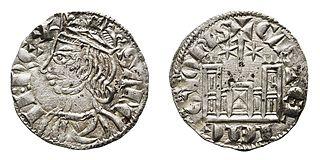 Cornado type of Castilian coin (13th-16th c.)