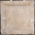 Sankt Margareten im Rosental Gemeindeamt römischer Grabstein 25052007 04.jpg