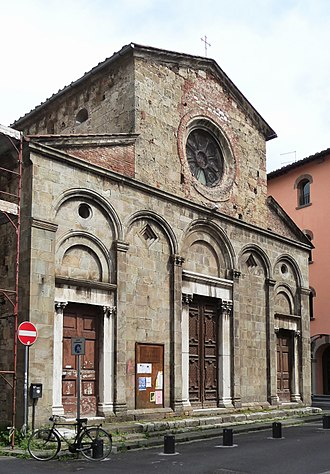 Sant'Andrea Forisportam (Pisa) - Image: Sant'Andrea Forisportam