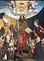 Santa Anastasia (Verona) - S. Paolo, S. Dionigi, la Maddalena e devoti di Francesco Morone.jpg