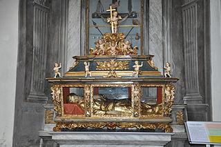 Saint Sabina saint