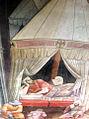 Santa croce, int., cappella maggiore, agnolo gaddi e bottega, affreschi 10.jpg