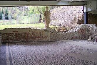 Breno - Sanctuary of Minerva