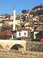 Sarajevo Alifakovac-Hrid IMG 1304 hadzji mosque.JPG