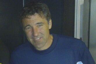 Dean Saunders - Saunders in 2009