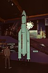 Scale model of the Ariane 5 rocket.jpg
