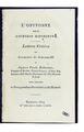 Scaramelli - L'opinione non è giudizio definitivo, 1824 - 383.tif