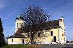 Schachendorf - Catholic parish church hl.  Martin (01) .jpg