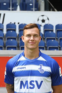 Kevin Scheidhauer German footballer