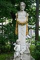 Schillerplatz Nikolaus Lenau - Denkmal.JPG