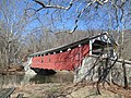 Schlichers Covered Bridge - Pennsylvania (8484042224).jpg