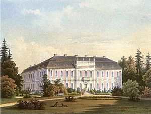 John von Collas - Finckenstein Palace