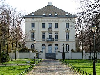 Housing in Europe - Mickeln House in Düsseldorf, Germany