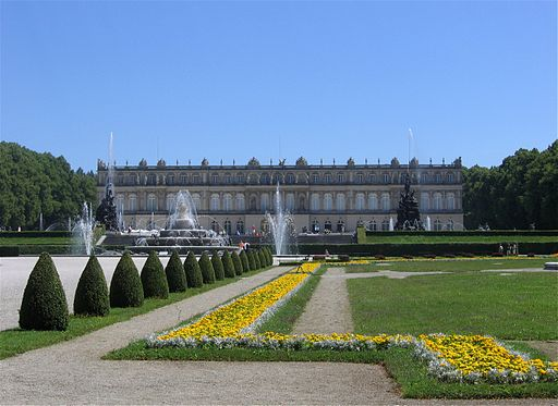 Schlosspark Herrenchiemsee-4