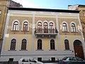 Schumy house (1891). Facade. - 18 Pauler Street, Budapest.JPG