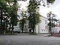 Schwerin Paulshöher Weg 1 Ministerium für Landwirtschaft, Umwelt und Verbraucherschutz 2012-09-30 046.JPG