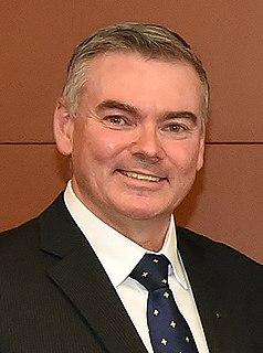 Scott Simpson (politician) New Zealand politician