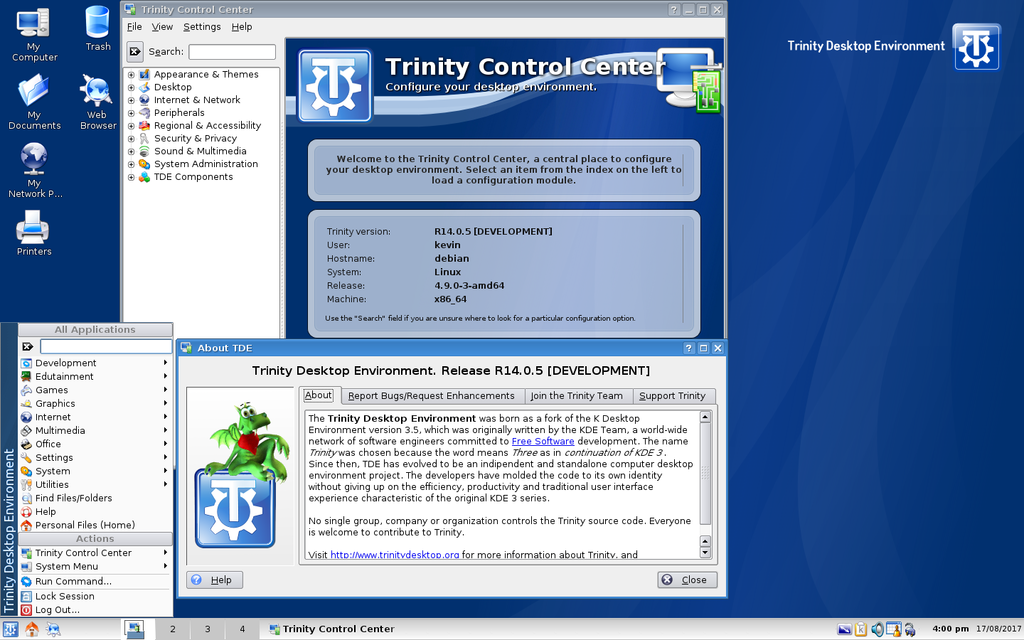 File:Screenshot of Trinity Desktop Environment (TDE) R14 0 5