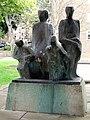 Sculpture, Maitland Park Villas, Camden.JPG