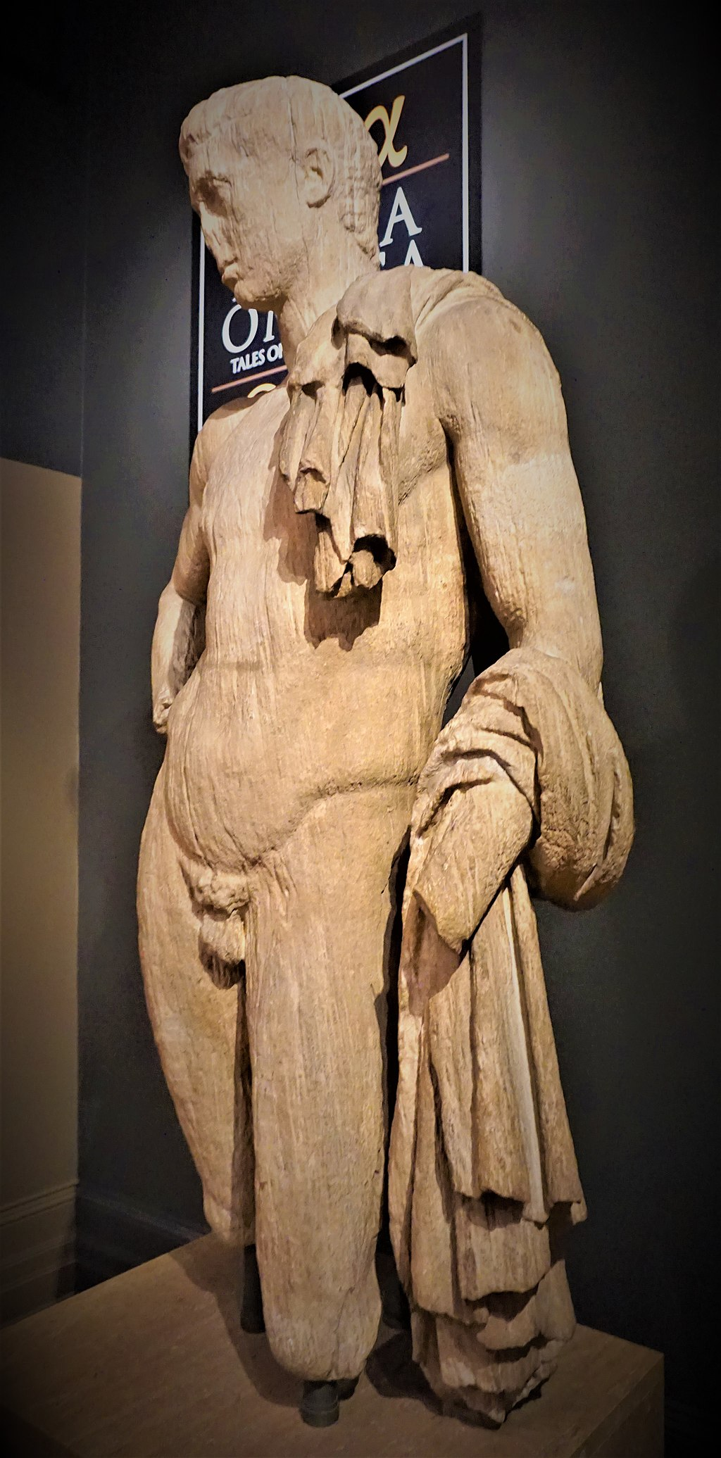 Sculpture of Hermes - Nicholson Museum