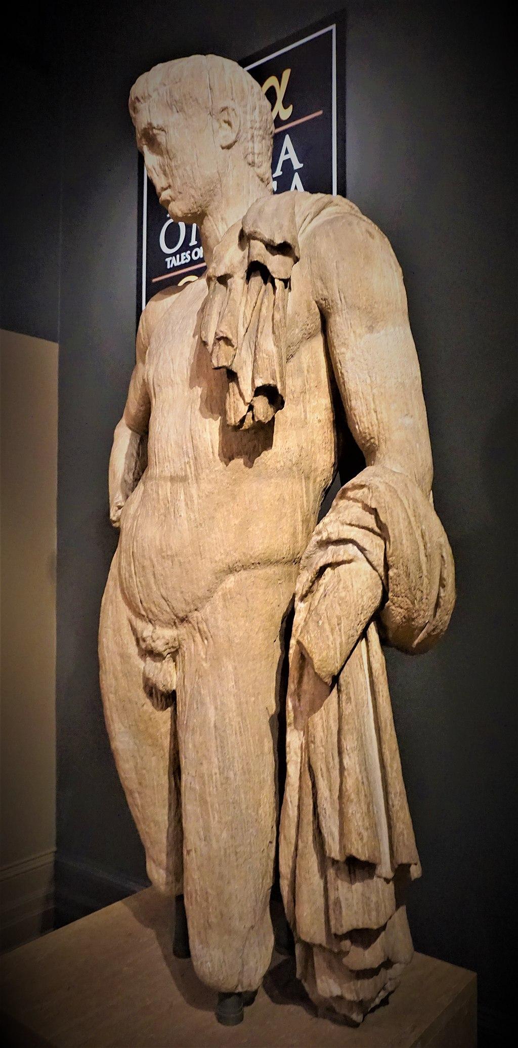 Sculpture of Hermes - Nicholson Museum