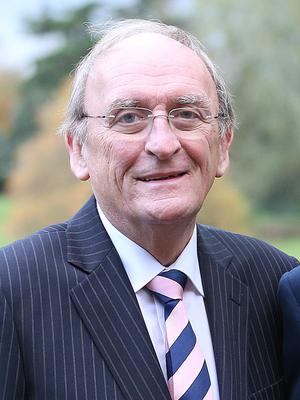 Seán Barrett (politician) - Image: Seán Barrett Ceann Comhairle 2015
