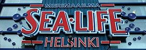 Sea Life Centres - Sea Life logo, Helsinki