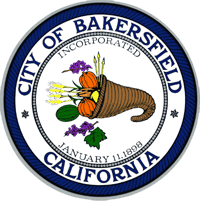Official seal of Bakersfield, California