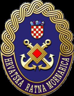 maritime warfare branch of Croatia