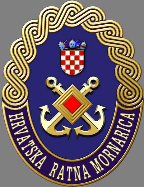 Seal of Croatian Navy