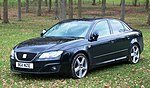 Seat Exeo diesel registered April 2011 1968cc 01.jpg
