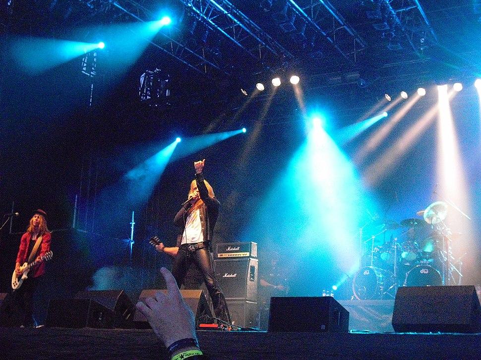 Sebastian Bach-Live-Norway-Rock-2010