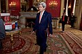 Secretary Kerry Prepares to Join a Multilateral Meeting About Syria at the Quai d'Orsay in Paris (26846252431).jpg
