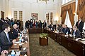 Secretary Tillerson Participates in a Bilateral Meeting With Egyptian Foreign Minister Shoukry (39329078185).jpg