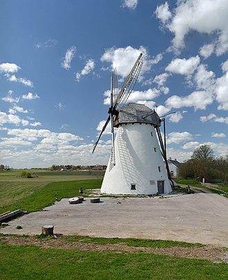 Järva County - Image: Seidla mõisa tuuleveski 1