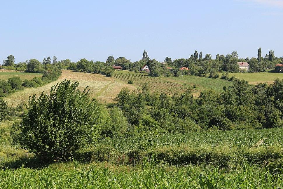 Selo Klinci - opština Valjevo - zapadna Srbija - Panorama 26