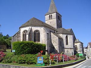 Selongey - Image: Selongey l'église (02)