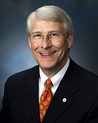 United States Senate special election in Mississippi, 2008 - Image: Senator Roger Wicker(R MS)