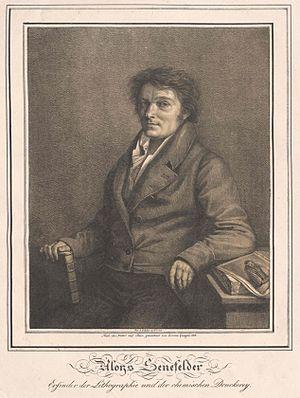 Senefelder, Alois (1771-1834)