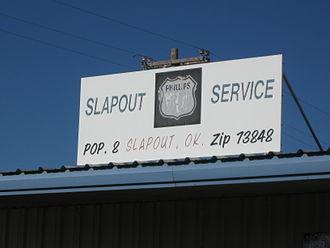Slapout, Oklahoma - Slapout, Oklahoma