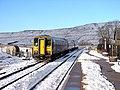 Settle and Carlisle Railway at Ribblehead - geograph.org.uk - 1151255.jpg