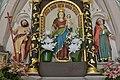 Seventeenth century altar in Val Badia in a housechapel.jpg
