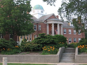Shaker Heights, Ohio - The Shaker Heights City Hall