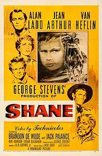 <i>Shane</i> (film) 1953 American Western film