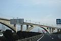 Shanghai-Hangzhou High-speed Railway spanning G60 expressway.jpg